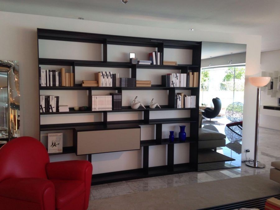 Living room soggiorno B&B – Flat C