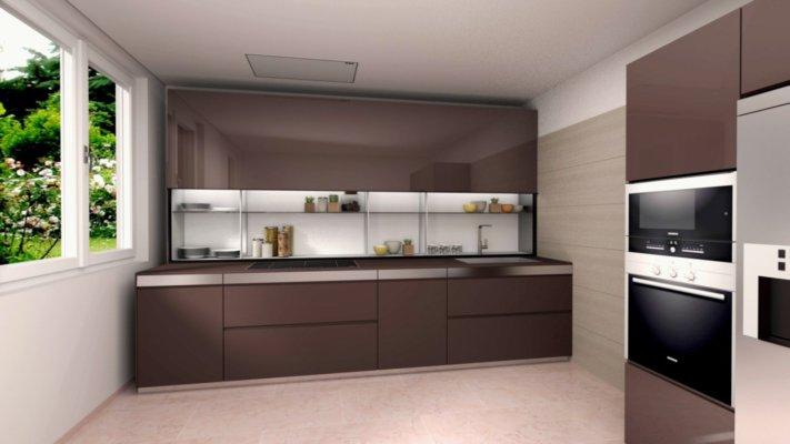 Cucina in progettazione - Furgone attrezzato con cucina ...